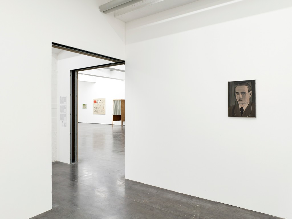 Luc Tuymans and others, The Absent Museum installation view