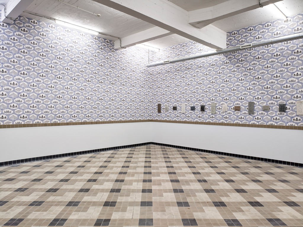 Marina Pinsky, The Absent Museum installation view