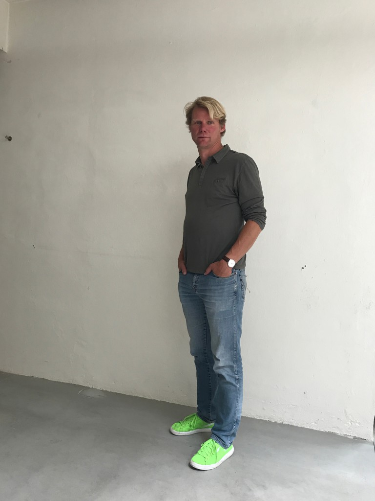 The artistic director of Brussels Design September for the past three years, Roel Rijssenbeek succeeded Marie Pok, who founded the event.