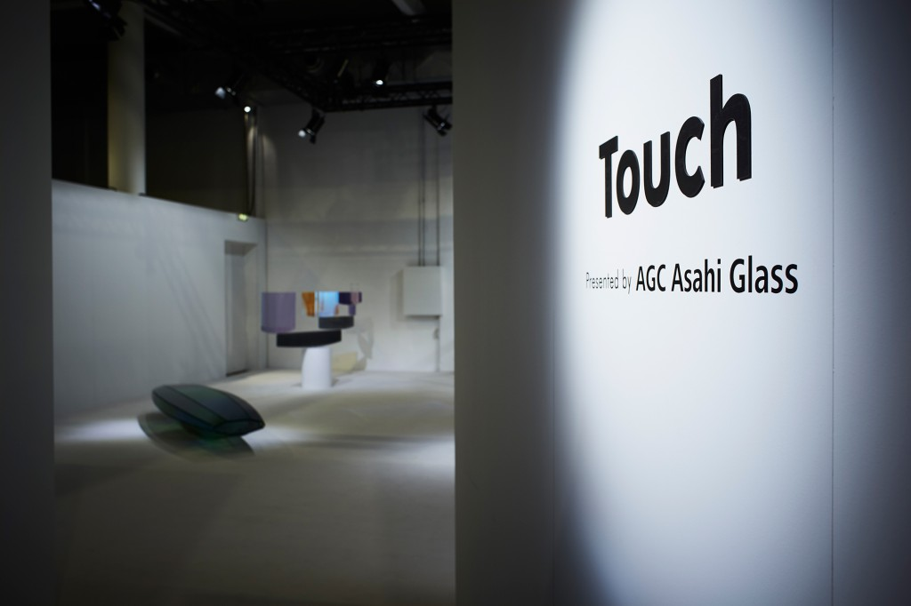 Touch exhibition at Milan Design Week