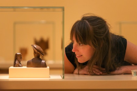 Nederland, Amsterdam, 14-06-2017. Small Wonders, tentoonstelling in het Rijksmuseum. Foto: Olivier Middendorp