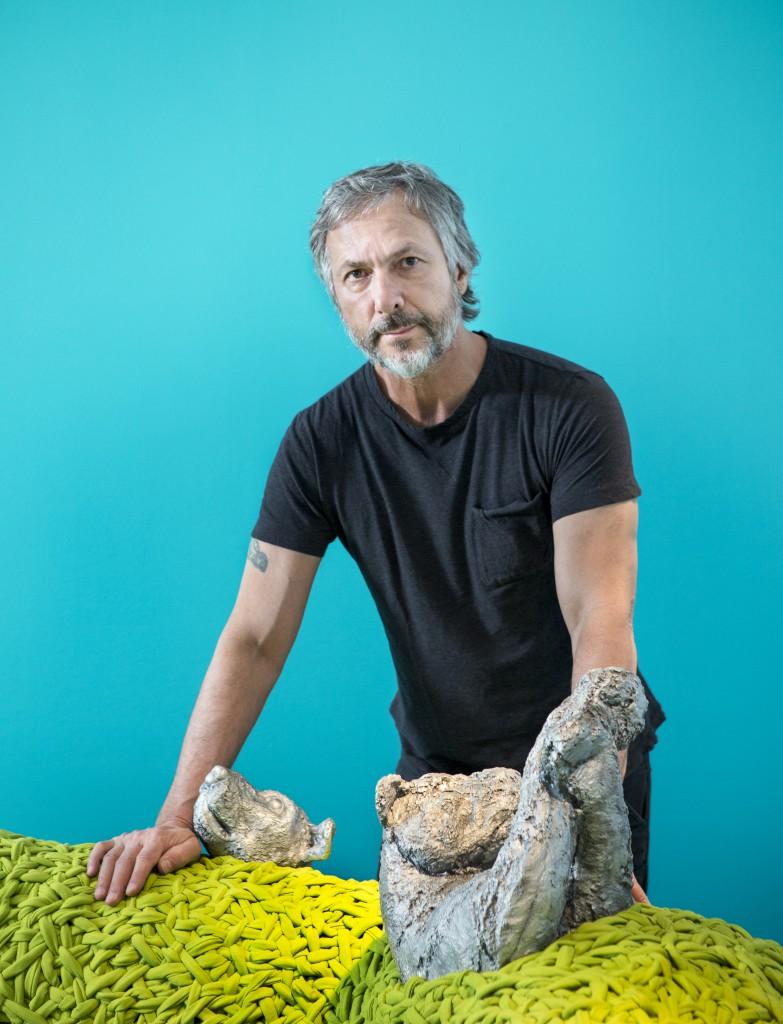 Humberto Campana, Photo: Dan Kukla