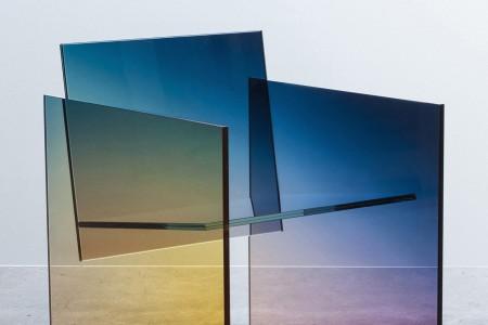 Ombré Glass Chair by Germans, Amy Lau