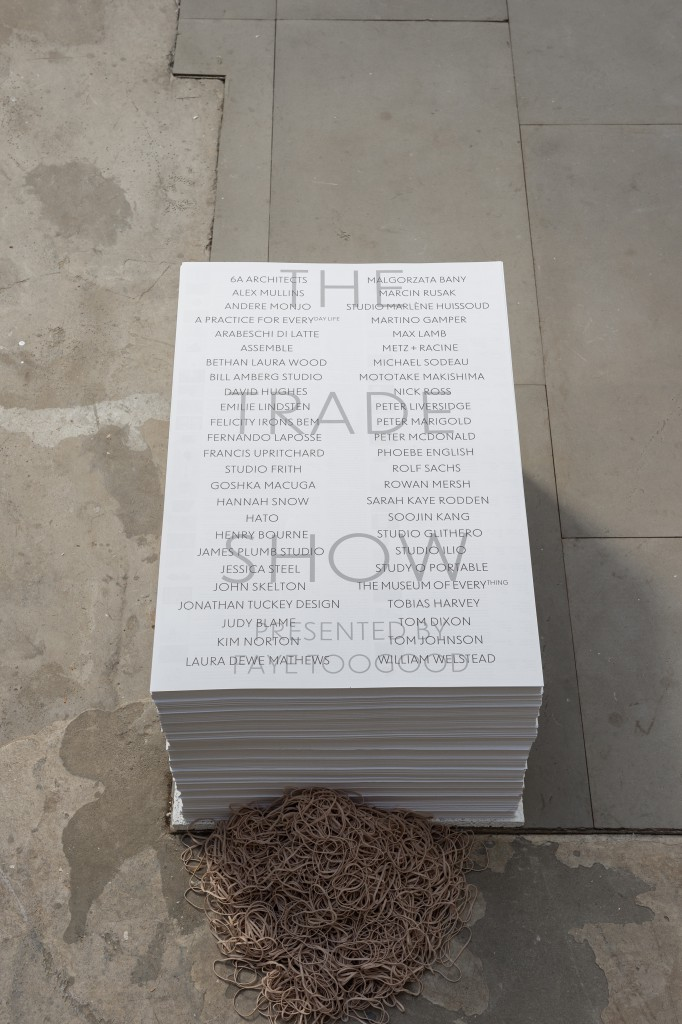 Faye Toogood_The Trade Show_LDF20170915_12