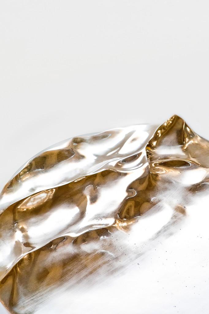 Ocean Memories Bronze Bowl Table, Image courtesy of Carpenters Workshop Gallery