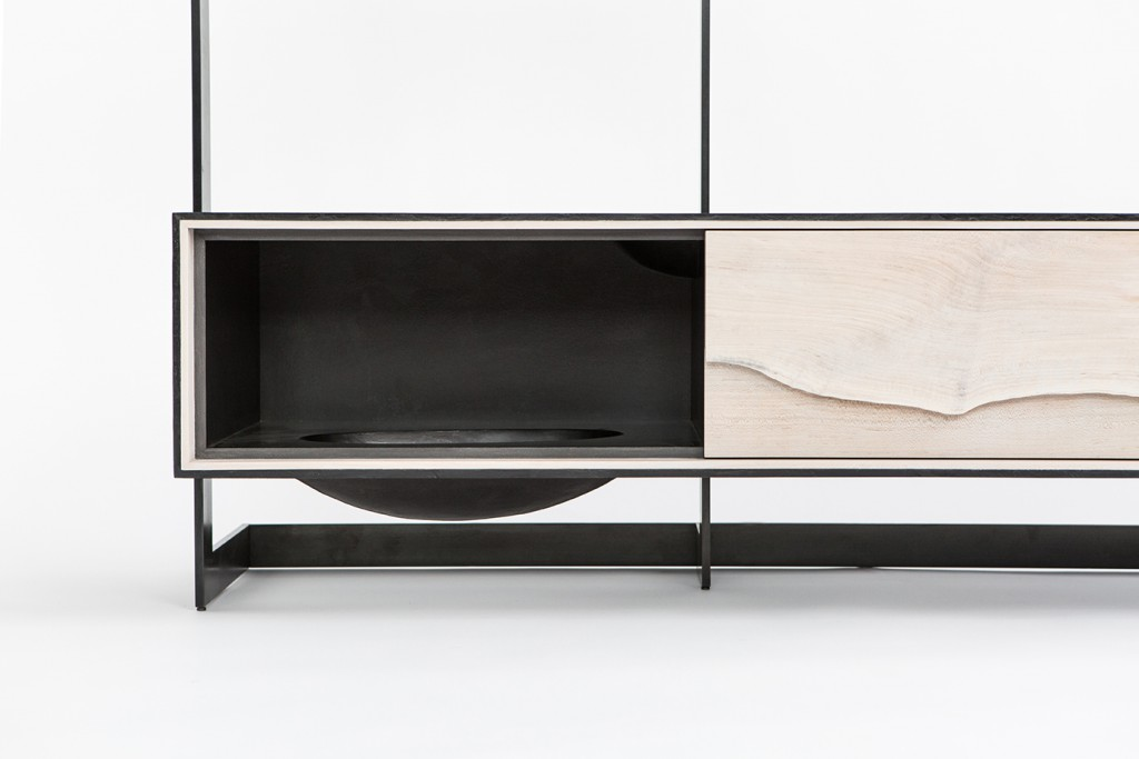 Outside In Bench Wall Unit (2017)