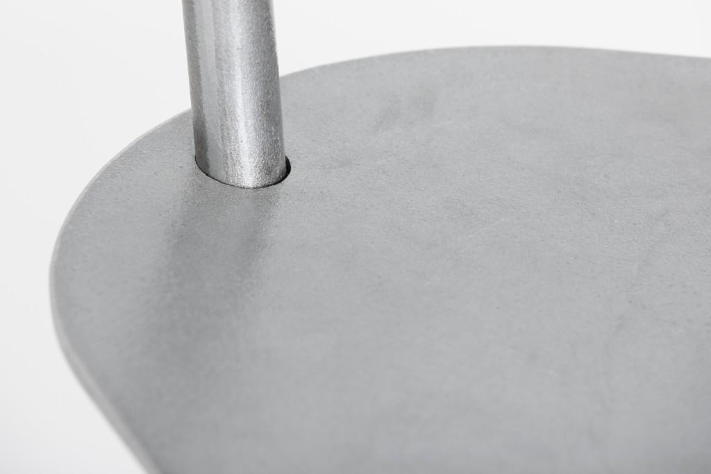 Spade Chair_Aluminium Naked 0_detail 3_HI