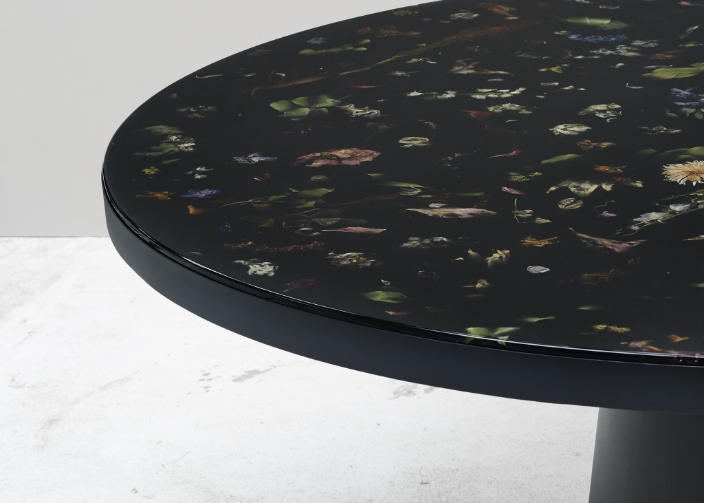 Flora Large Table by Marcin Rusak, Twenty First Gallery