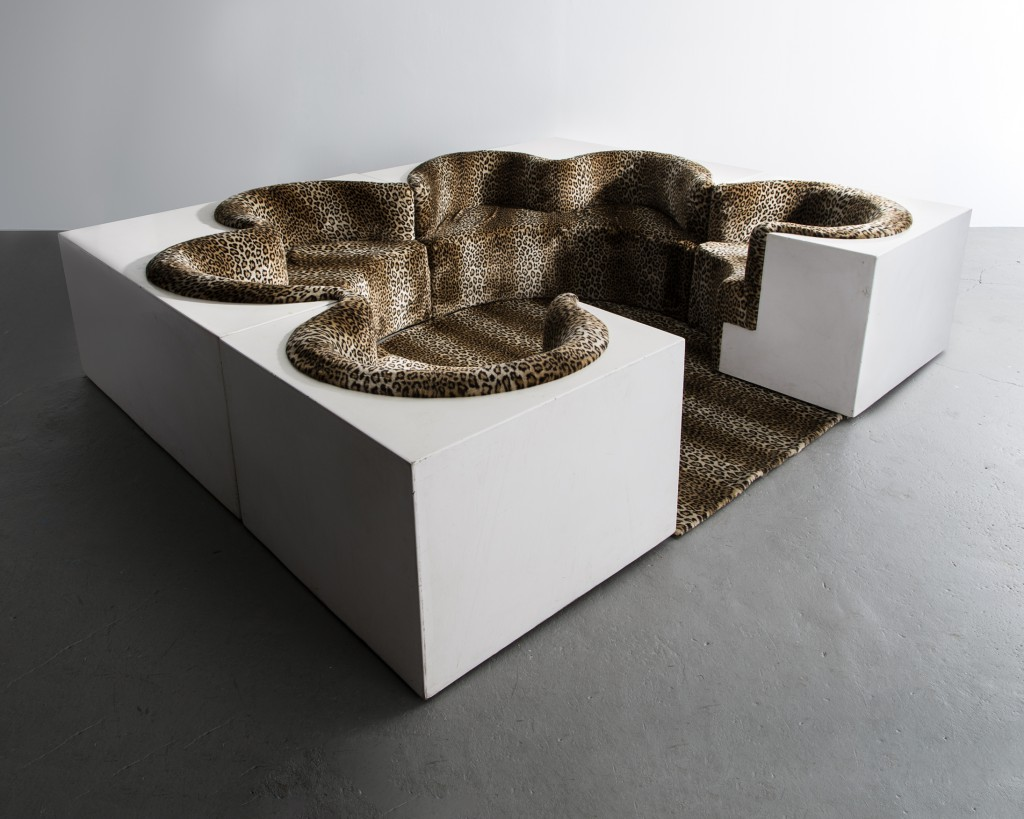Archizoom, Safari sofa