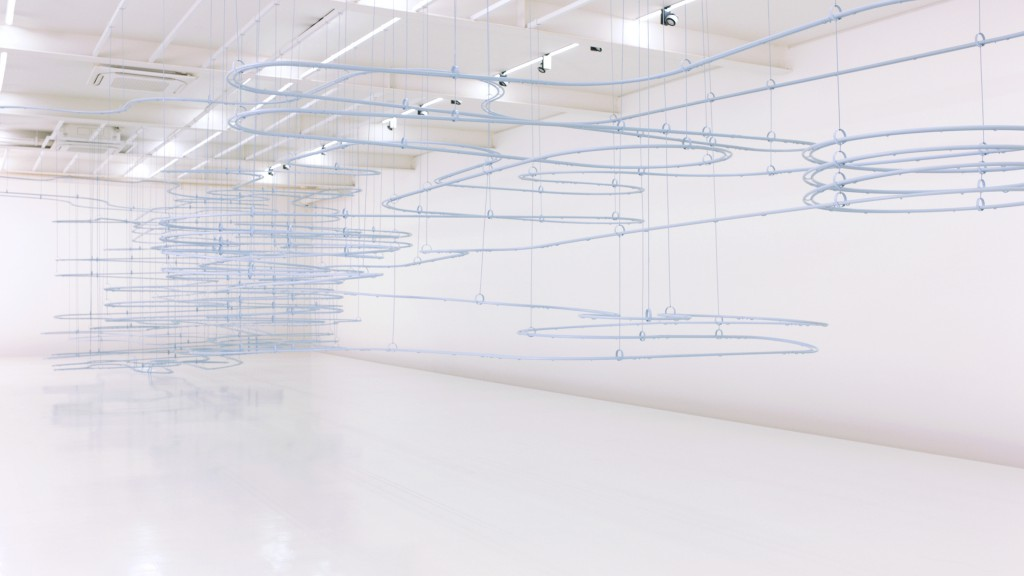 Loop - COS x Snarkitecture, Seoul. Courtsey of COS