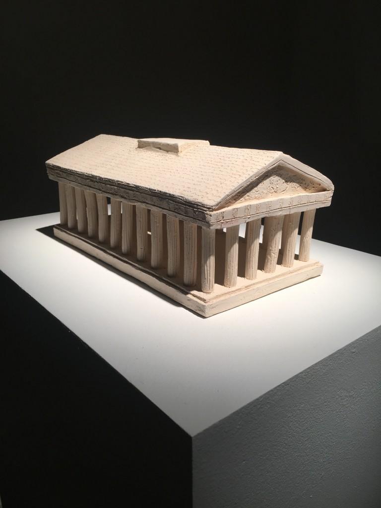 Bianca Argimon, Piggy Bank, 2015, ceramics