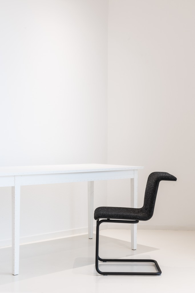 TAB Chair for Bulo, the very first bestseller by Alain Berteau
