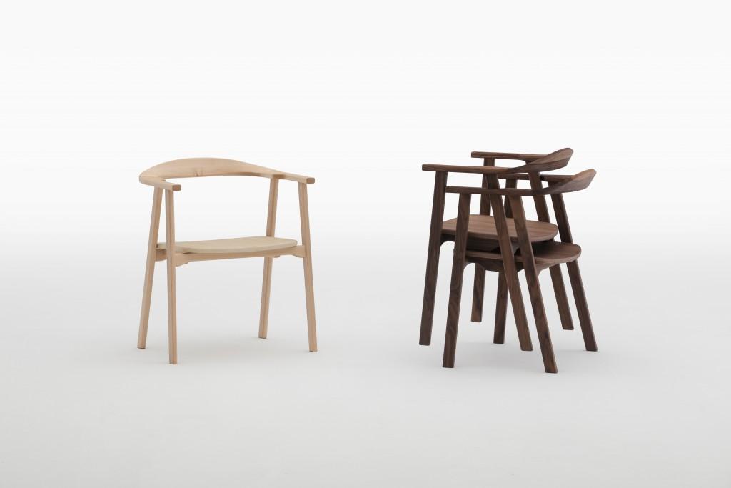 Tuck Chair, ed.Meetee, 2015
