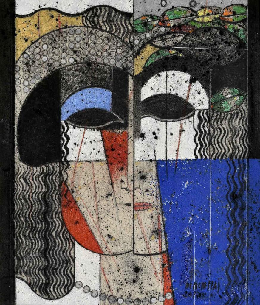 Saâd Ben Cheffaj, Nature morte - L'Atelier 21