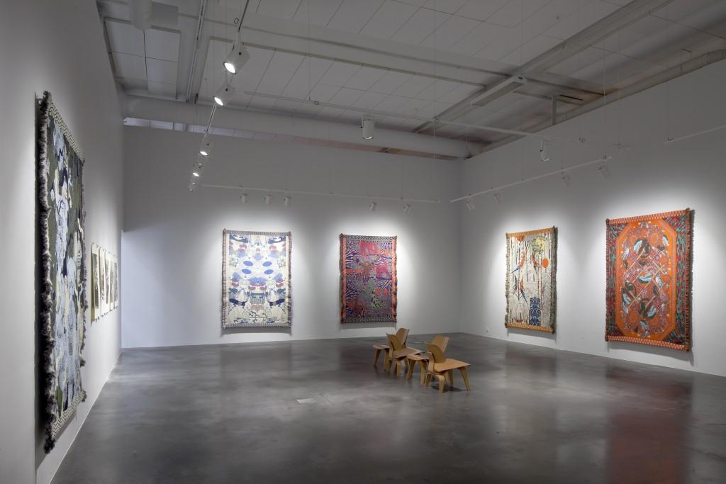 Hypnopompic exhibition, Korjaamo Gallery, Helsinki, FI, 2013