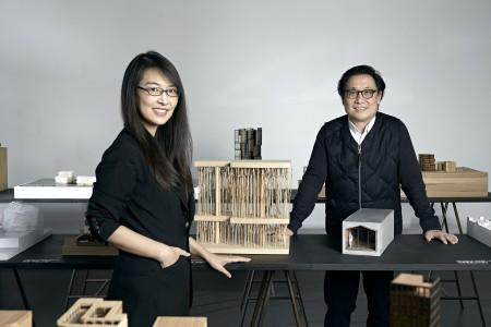 Lyndon Neri & Rossana Hu, © Zhu Hai