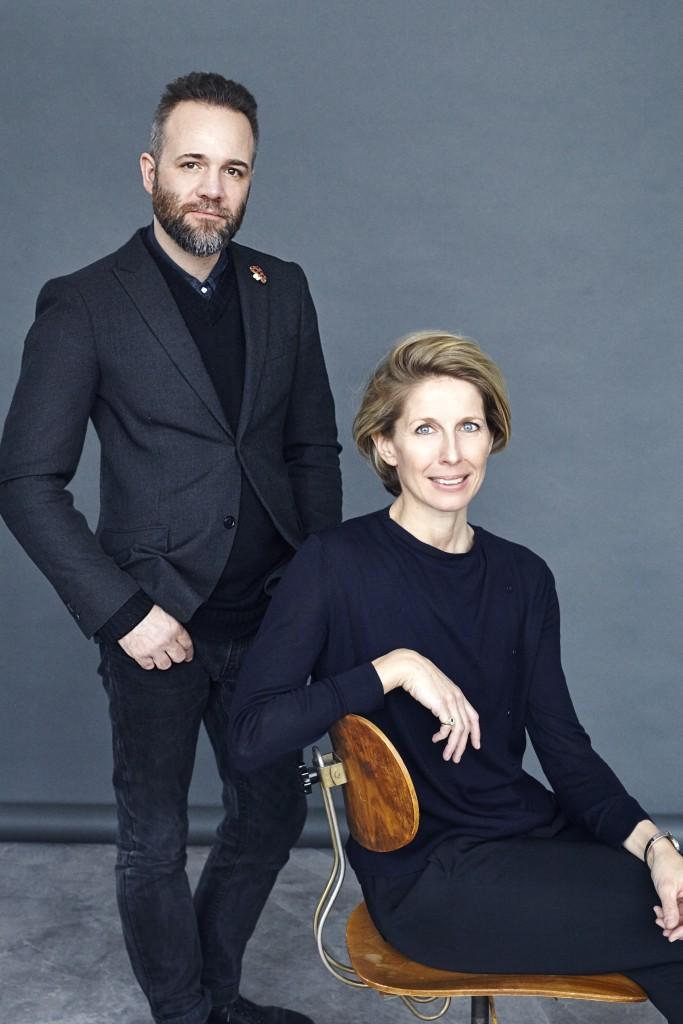 Thomas Lykke & Anne-Marie Buemann