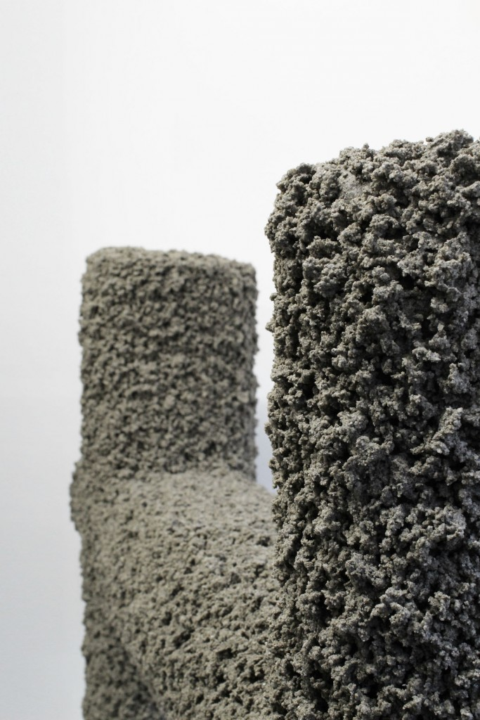 Part of the Tactile Monoliths project by Copenhagen-based Stine Mikkelsen