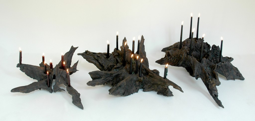The Burning Tara's candelabra