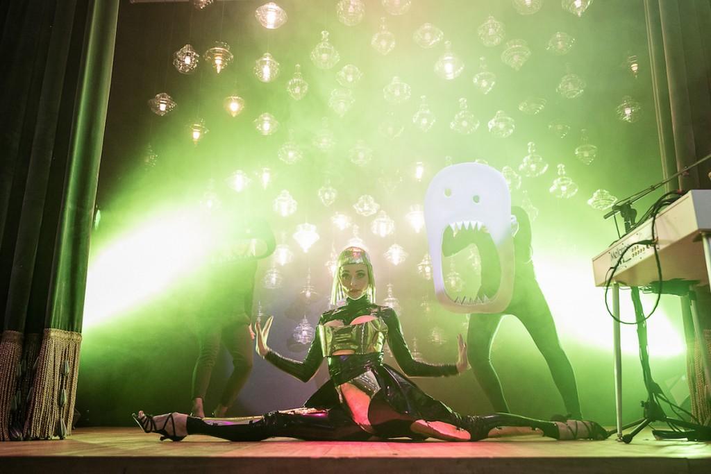 lasvit monster cabaret