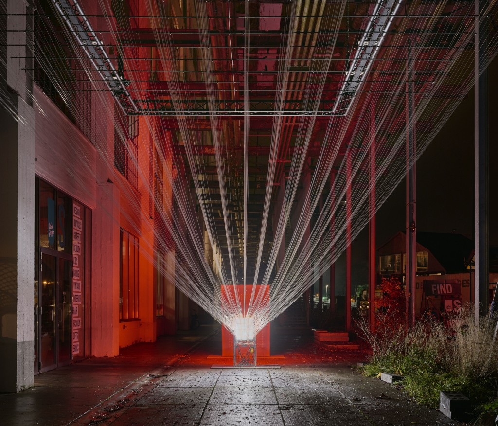 "8 bits, Arnout Meijer ""GLOW Eindhoven"" festival 2015"