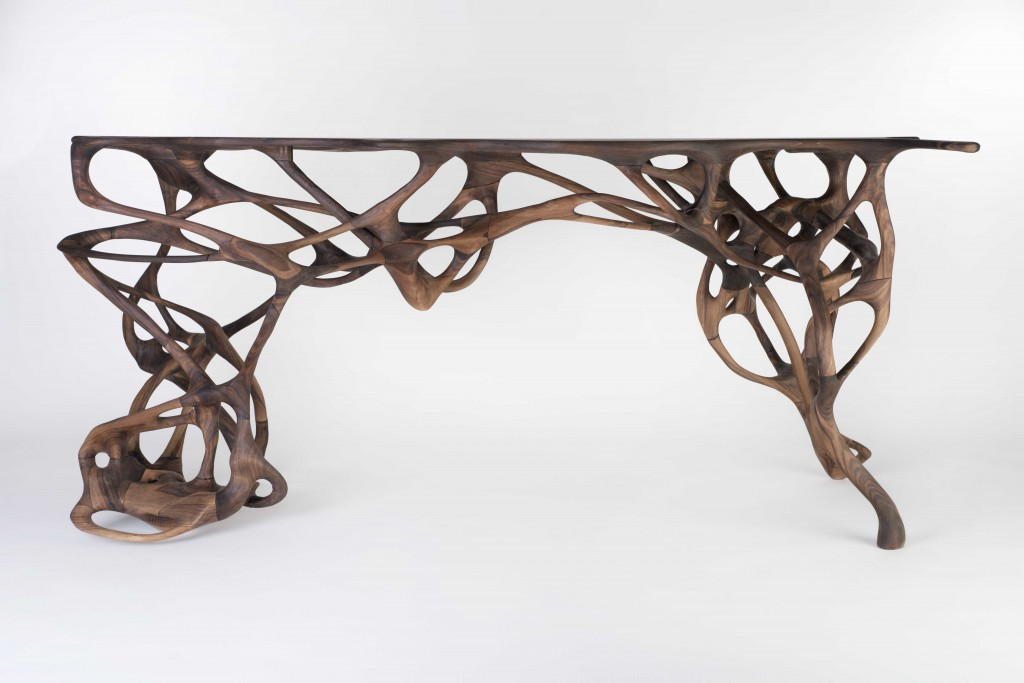 Mathias Bengtsson, Growth Table, Galerie Wettergren