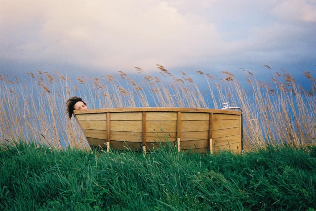 Bathboat, 2015 © Heidi de Gier