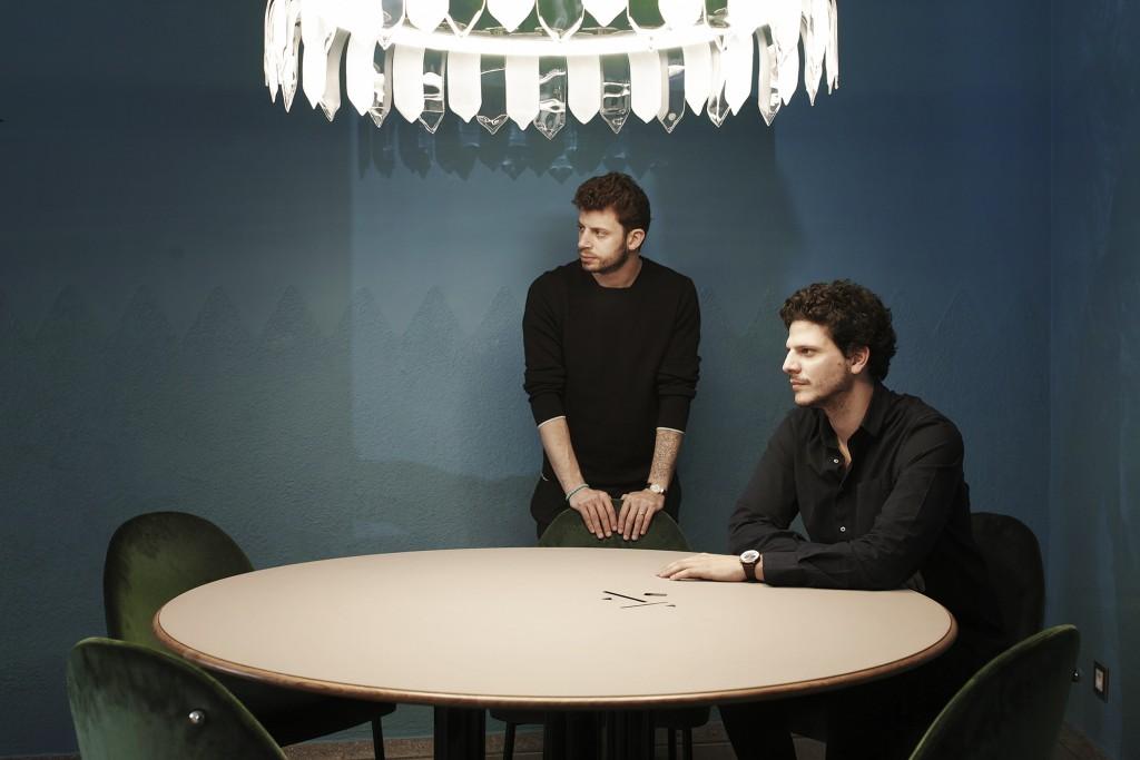 Portrait of David Raffoul et Nicolas Moussallem, David&Nicolas © Marco Pinarelli