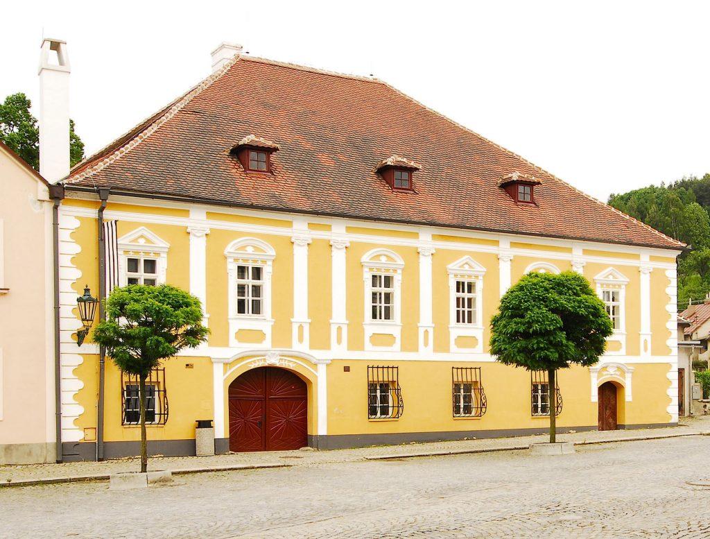 Josef Hoffmann Museum