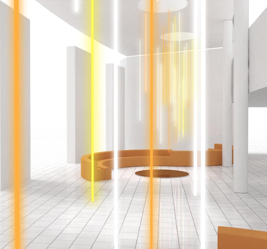 neon daylight sabine marcelis tlmagazine. Black Bedroom Furniture Sets. Home Design Ideas