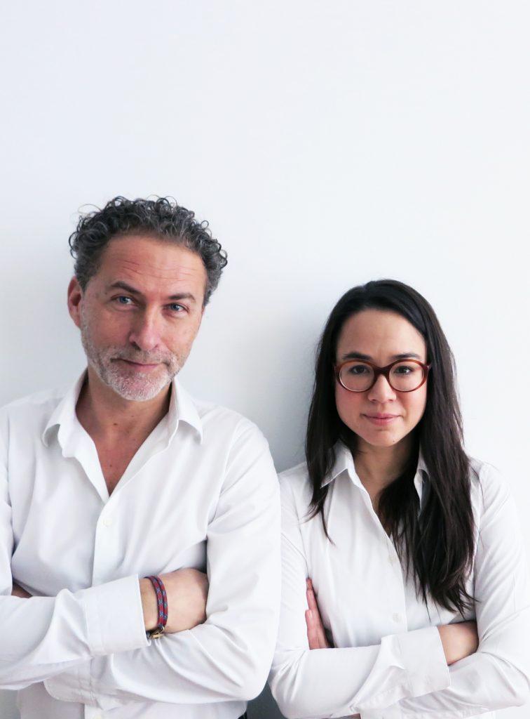 Werner Aisslinger and Tina Bunyaprasit