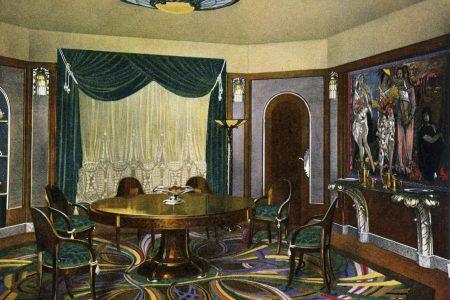 interior design adam museum